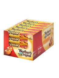 Сливочная <b>карамель Werther's original</b> 24x50 гр. <b>Werther's Original</b> ...