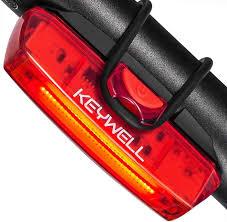 KEYWELL Bike Tail Light - Rear Bike Light USB ... - Amazon.com