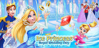 Ice <b>Princess</b> - <b>Wedding</b> Day - Apps on Google Play