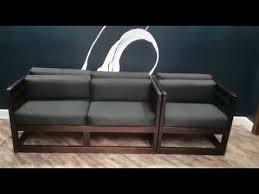 Отзыв на <b>диван Магнус Мини</b> и кресло <b>Магнус</b> - YouTube