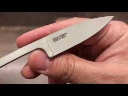 "<b>Нож</b> ""<b>Bird</b> & Trout"" AUS 8A от <b>Cold Steel</b> - YouTube"