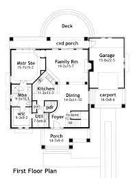 Featured House Plan  PBH     Professional Builder House PlansFirst Floor Plan image of Featured House Plan  PBH