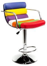 <b>Стул барный Woodville Rainbow</b> металл/искусственная кожа ...