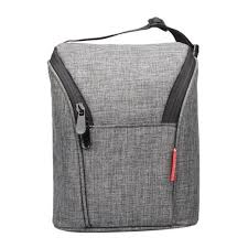 <b>Sanne</b> 7L Double Decker Cooler Lunch Bags Insulated Solid ...