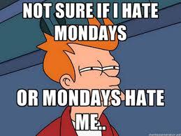 Monday Meme: | 925 Rebellion via Relatably.com