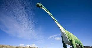 Resultado de imagen de el dinosaurios mas grande del mundo