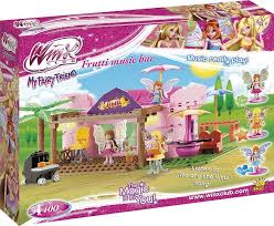 <b>Конструктор</b> Winx <b>Frutti Music</b> Bar