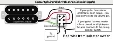 tele mods note the orientation of the dimarzio 3 way switch does not matter there is no upside down just wire it like the diagram below