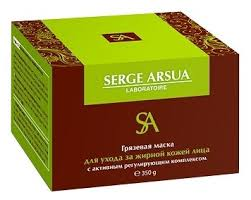 Serge Arsua Laboratoire <b>Грязевая маска</b> для ухода за жирной ...
