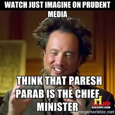 Watch Just Imagine on Prudent Media Think that Paresh Parab is the ... via Relatably.com
