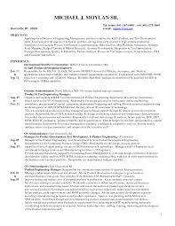 product test engineer sample resume resume template college boston engineering resume s engineering lewesmr engineering product test quality in boston ma resume michael moylan