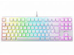 <b>Клавиатура Xtrfy K4 RGB</b> Tenkeyless White Edition - Чижик