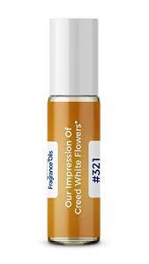 Quality Fragrance Oils' Impression of <b>Creed White Flowers</b> (10ml ...