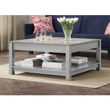 family living storage chic style to your living room or family room soft painted gray finish