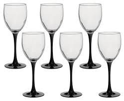 Luminarc <b>Набор фужеров для</b> вина Domino 6 шт 350 мл J0015 ...