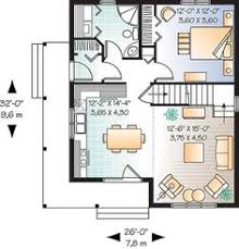 images about small house plan on Pinterest   Small House       images about small house plan on Pinterest   Small House Plans  Floor Plans and Small Houses
