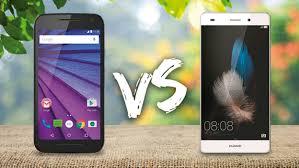 Moto G 2015 vs Huawei P8 Lite ¿Cuál es mejor? - ComputerHoy.com