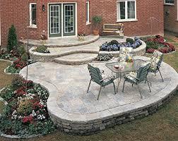patio slab sets: composite patio deck tilescheapest patio deck flooring design affordable flooring backyard patio organicoyenforma