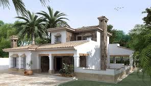Modern Spanish Style House Plans   So Replica HousesModern Spanish Style House Plans