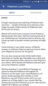 14 businesses that are taking full advantage of pokemon go 2 a local bar is throwing one hell of a party
