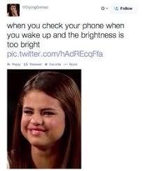 OMG ITS FUNNY on Pinterest | Selena Gomez, Hannah Montana and ... via Relatably.com