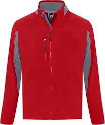 <b>Куртка мужская NORDIC</b> красная с логотипом - цена от 2604 руб ...