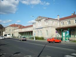 Děčín main railway station