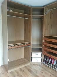 x4 wardrobe storage dressing room bedroom furniture ikea oak bedroom furniture corner units