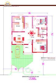 Modern house plan Sq  Ft   Kerala home design and floor plansModern house plan