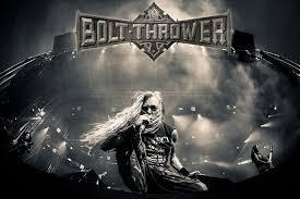 <b>Bolt Thrower</b> on Spotify