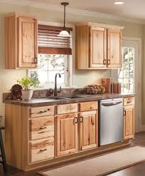unfinished kitchen doors choice photos: beautiful hickory cabinets for a natural looking kitchen