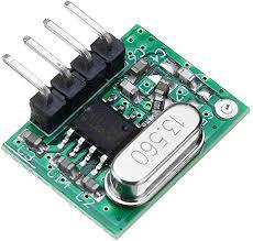 ILS <b>WL102 433MHz Wireless</b> Remote Control Transmitter: Amazon ...