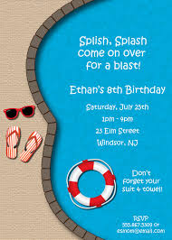 pool party printable party invitation template greetings pics for > adult pool party invitations