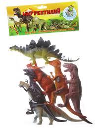 """<b>Набор животных</b> """"<b>Ребятам</b> о Зверятах"""", динозавры 8-10 ..."""