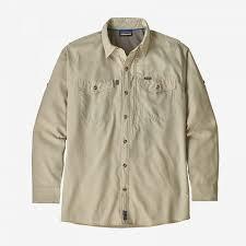 <b>Рубашка Patagonia</b> M's <b>Long</b>-<b>Sleeved</b> Sol Patrol II Shirt – купить в ...