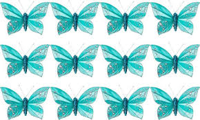 Комплект <b>декоративных украшений Lefard</b> Бабочки, 241-1901, 12 ...
