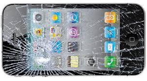Image result for broken cell phone images