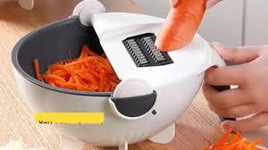 Многофункциональная терка-<b>овощерезка с контейнером</b> Basket ...
