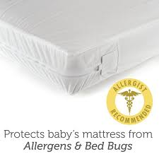 Sealy <b>SafetyCase Protective</b> Crib Mattress Encasement | Sealy Baby