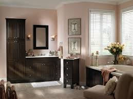 bathroom cabinettries bathroom vanities cabinet interior design wooden wall design bright brown colored design ideas numbers handle mirror reflection ideas brown bathroom furniture