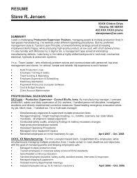 resume sample resume steve r  jensen