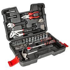 Характеристики модели <b>Набор инструментов Top</b> Tools 38D510 ...