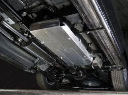 ZKTCC00359 <b>Защита бака алюминий 4</b> мм ТСС для Hyundai H-1 ...