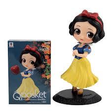 <b>Фигурка Q Posket</b> Snow White || Белоснежка – купить по выгодной ...