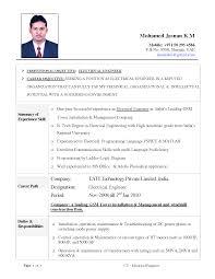 civil engineer resume format doc engineering electrical cv cover letter civil engineer resume format doc engineering electrical cv objective pfyrdj nresume formats for engineers