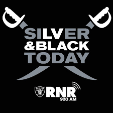 <b>Silver and Black</b> Today - A Las Vegas Raiders Show on Stitcher