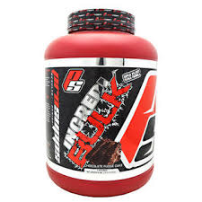PRO SUPPS <b>IncrediBulk</b>, <b>Chocolate Fudge Cake</b> , 6 lbs, From Pro ...