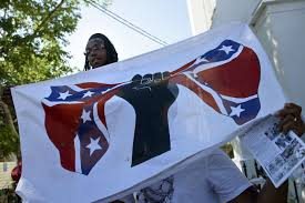 Image result for taking down the confederate flag