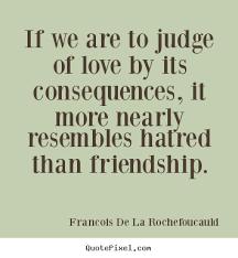 Francois De La Rochefoucauld Picture Quotes - QuotePixel via Relatably.com