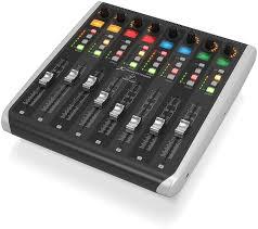 <b>Behringer X</b>-<b>Touch Extender</b> – компактный DAW-контроллер ...